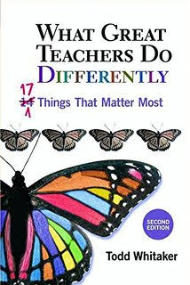 "Review: ""What Great Teachers Do Differently"""
